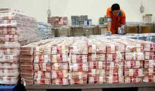 Jumat, Rupiah Dibuka ke Rp13.394/USD