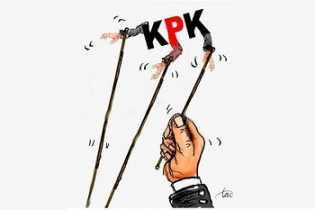Revisi RUU KPK Dinilai Berbenturan dengan Visi SDM Unggul Jokowi