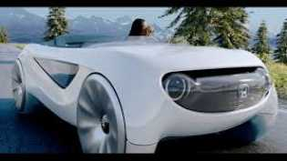 Canggih, Mobil Honda Bisa Melaju Saat Setir Ditepuk