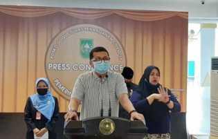 125 Karyawan Bank BUMN di Pekanbaru Di-swab, Dan Positif Bertambah Enam di Riau, Meninggal Dunia Dua