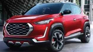 SUV Konsep Terbaru Nissan Berwajah Datsun