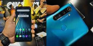 Ini Spesifikasi Realme 5i, Smartphone Empat Kamera dan Baterai Raksasa Termurah