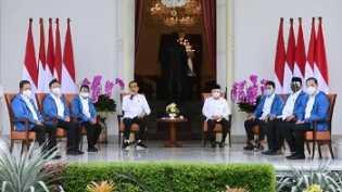 Daftar Nama Menteri Baru Jokowi dan yang Terdepak dari Istana
