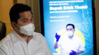 Erick Thohir Optimistis Indonesia Jadi Negara Besar Usai Lewati Pandemi