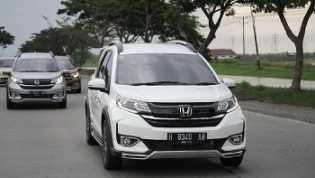 Langkah Honda BR-V Hadapi Xpander Cross Cs