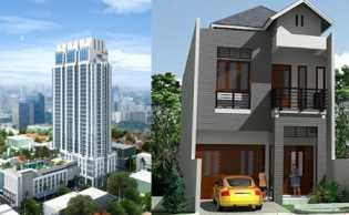 Bagunya Beli Apartemen atau Rumah ya?