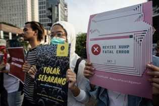 Bahas RKUHP, Jokowi Bertemu Pimpinan DPR Siang Ini
