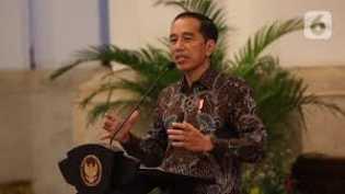 Jokowi: Ekonomi Mulai Bangkit, Ditandai Banyaknya Investasi di Awal 2021