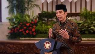 Jokowi: Pemerintah Tidak Akan Kompromi Terhadap Intoleransi