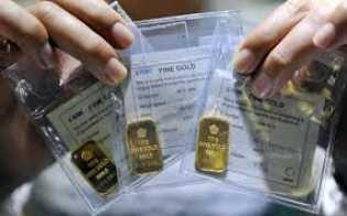 Harga Emas Antam Naik, Kini Dijual Rp772.000/Gram