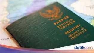 Kini Ganti Paspor Hilang atau Rusak Tak Dikenakan Denda