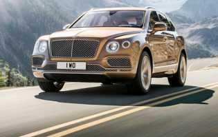 Bentley Bentayga Akan Tersedia Mesin Diesel