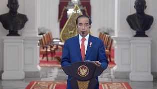 Hari HAM Sedunia, Jokowi: Pemerintah Tak Pernah Berhenti Tuntaskan Masalah HAM