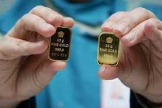 Turun Seribu, Emas Antam Dijual Rp779.000/Gram