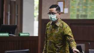 Penyuap Eks Mensos Juliari Divonis 4 Tahun Penjara