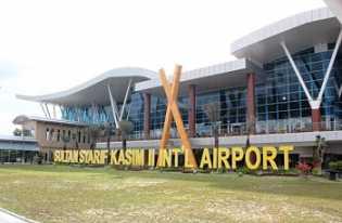 Penumpang Anjlok 39,2 Persen, Bandara Pekanbaru Telan Kerugian Rp13,4 Miliar