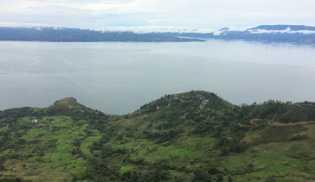 Kembaran Swiss, Indahnya Danau Toba