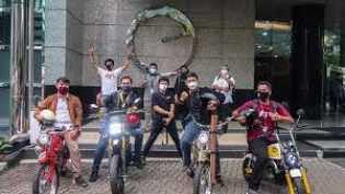 Motor Listrik Elbike Siap Meriahkan Kendaraan Ramah Lingkungan di Indonesia