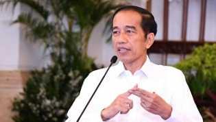 Jokowi Targetkan 1 Hari 1 Juta Orang Bisa Divaksinasi