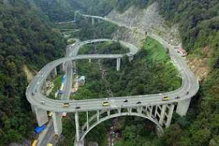 Kontrak Jalan Tol Padang–Pekanbaru Dirubah