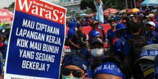 Pemerintah Disarankan Tarik dan Perbaiki Draf RUU Cipta Kerja dari DPR