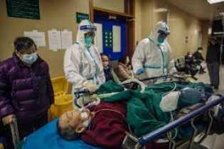 Korban Tewas Virus Korona Tembus 1.018 Orang