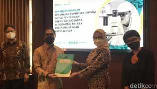 Indonesia Resmi Beli 50 Juta Dosis Vaksin COVID-19 AstraZeneca