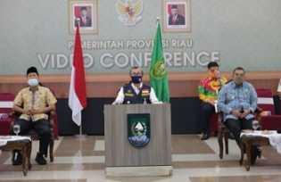 PSBB Tidak Diperpanjang, Enam Daerah Masuk New Normal
