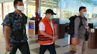 Dipindahkan dari Jakarta, Bupati Bengkalis Jalani Isolasi 14 Hari di Rutan Pekanbaru