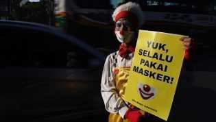 Harian Corona RI Tertinggi Lagi Sedunia, Kasus Baru Sembuh Turun ke Posisi 5