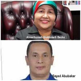 Sayed Janji Akan Tingkatkan Pembangunan di Riau