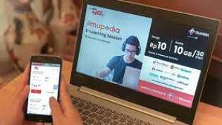 Telkomsel Rilis Paket Internet 10GB Bertarif Rp 10 untuk Belajar Online