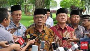 Muhammadiyah Minta Pemerintah Tak Radikal Hadapi Radikalisme