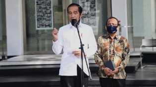 Jokowi Teken PP soal Rehabilitasi dan Reklamasi Hutan