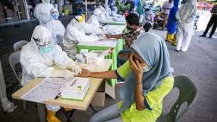 Riau Provinsi Tertinggi Tingkat Sembuh Corona