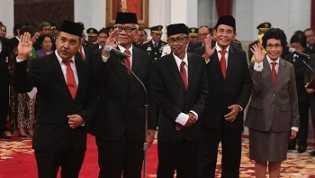 Rapat Perdana Dewan Pengawas KPK, Siapkan Pengawasan Kinerja