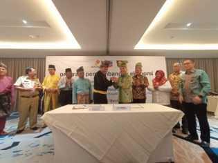 Bisa Jadi Objek Wisata, PT CPI dan LAMR Akan Bangun Sentra Ekonomi Kreatif dan Budaya Melayu Riau
