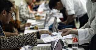 5,5 Juta Orang Diprediksi Ikut Seleksi CPNS dan Pegawai Setara PNS