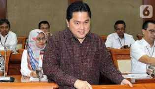 Beli Saham Perusahaan Erick Thohir, Jiwasraya Untung Rp 2,8 Miliar