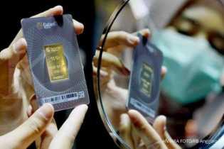Harga emas hari ini di Pegadaian, Senin 19 April 2021