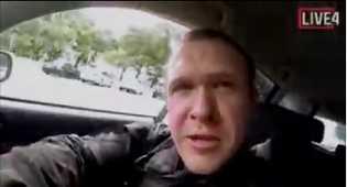 Penembak Masjid Selandia Baru Siarkan Aksinya via Livestreaming