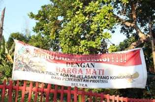 Konflik Tak Berujung, Relokasi Tahura Murhum