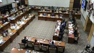 Rapat dengan Komisi III DPR, KPK Minta Tambahan Anggaran Rp 825 M