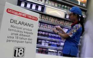Kemenkes: 88 dari 100 Ribu Orang Indonesia Meninggal karena Rokok