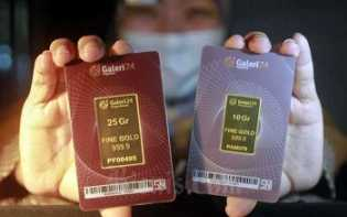 Harga Emas 24 Karat di Pegadaian Hari Ini, Kamis (28/1/2021), Turun