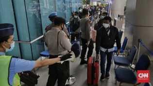 Syarat Naik Pesawat di Bandara Kelolaan AP II Mulai Hari Ini