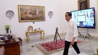 Jokowi Klarifikasi Soal Chloroquine Obat Corona, Simak