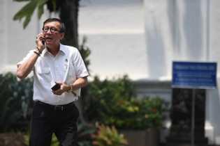 Sejumlah Menteri Bungkam Usai Dipanggil Jokowi Bahas Situasi Terkini