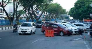 7 Zona Parkir di Pekanbaru Segera Dilelang