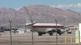 Misteri Pesawat yang Terbang ke Area 51
